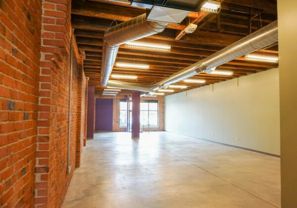 Occidental Management Travel Air Building For Lease In Delano Wichita KS