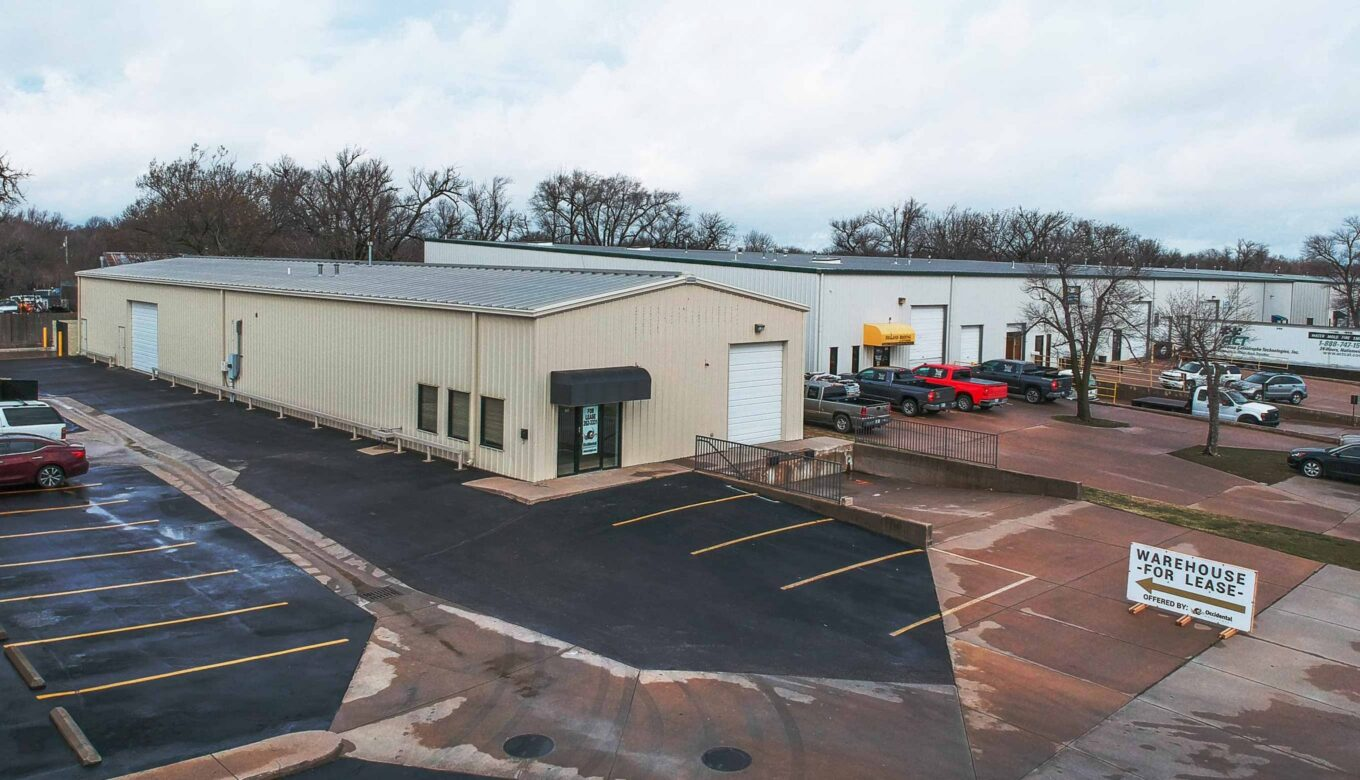 Occidental Management Bel Pointe Warehouse For Lease In Wichita KS