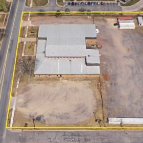 Site Plan Property Photo For Edgemoor Central Development For Lease Or Sale In Wichita KS By Occidental Management 1