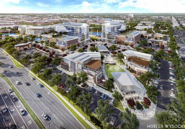 Commercial Real Estate for Lease - The Campus New Development
