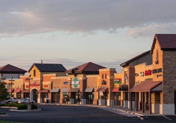 Commercial Real Estate for Lease - Auburn Pointe Shopping Center