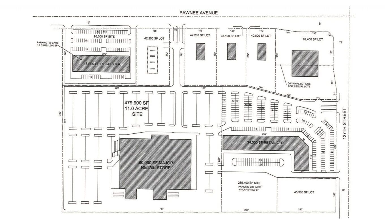 site plan-sierra pointe-new development by occidental management-1