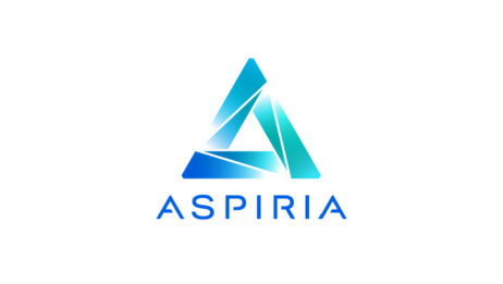 Aspiria Video Title Screen