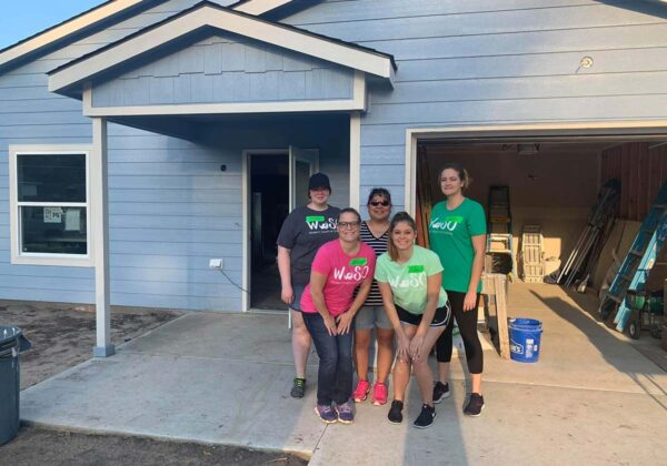 Community Involvement Habitat For Humanity Women Build Occidental Management