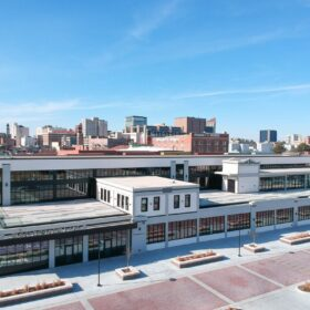Occidental Management Historic Union Station Commercial Property For Lease 1