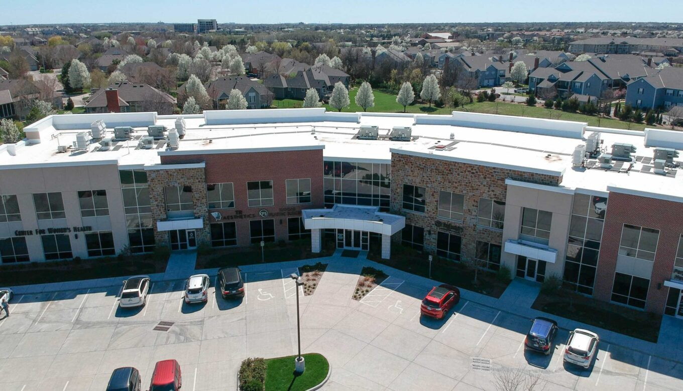 The Offices At Cranbrook In Wichita KS Commercial Property For Lease By Occidental Management 1