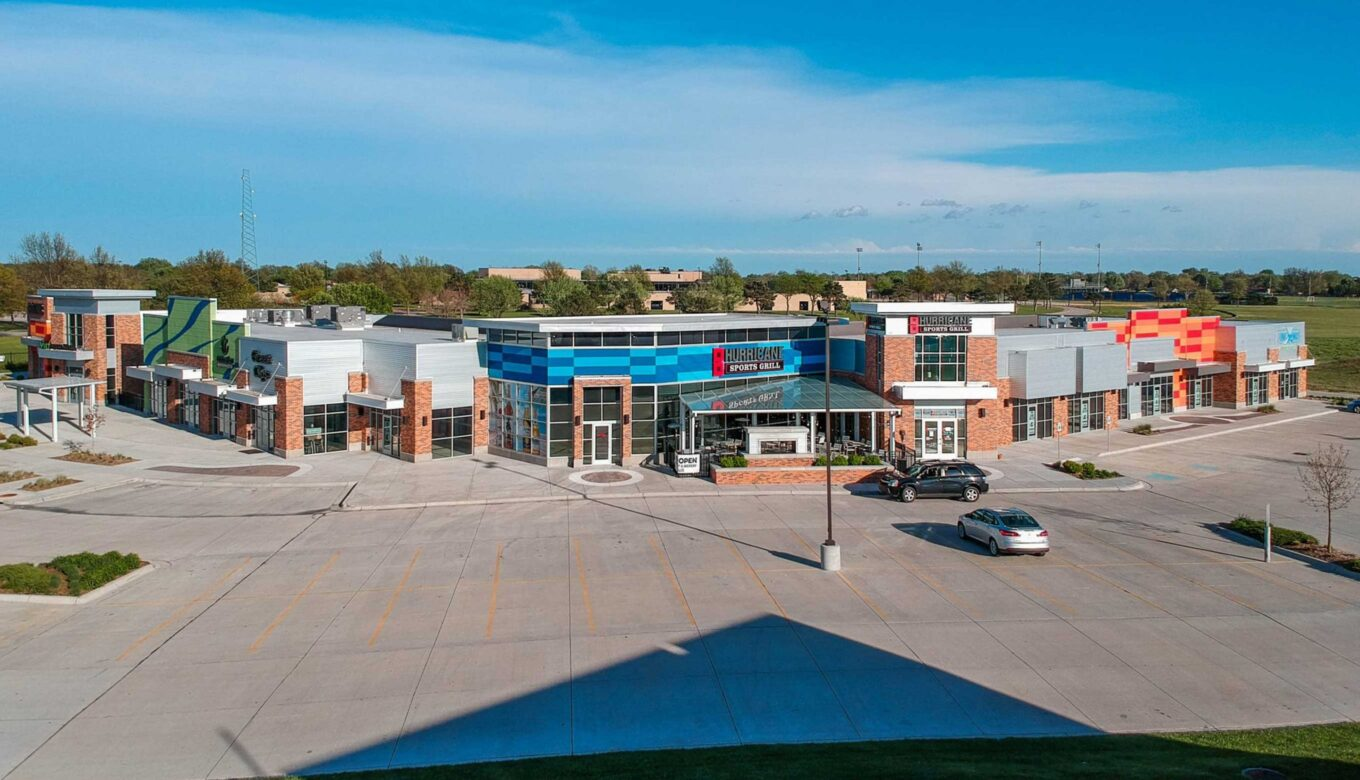 Tyler Pointe Shopping Center In Wichita KS Commercial Property For Lease By Occidental Management 1