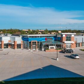 Occidental Management Tyler Pointe Shopping Center In Wichita KS Commercial Property For Lease 1