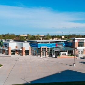 Occidental Management Tyler Pointe Shopping Center In Wichita KS Commercial Property For Lease 2
