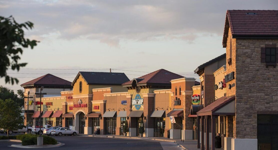 Auburn Pointe Shopping Center For Lease Occidental Management 1