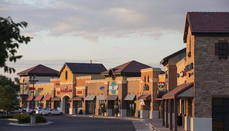 Auburn Pointe Shopping Center For Lease Occidental Management 1
