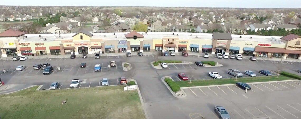 Auburn Pointe Shopping Center Video Occidental Management